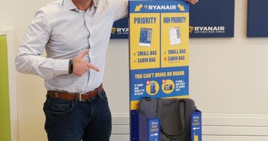 Non-priority Ryanair passengers to be forced to check luggage 4