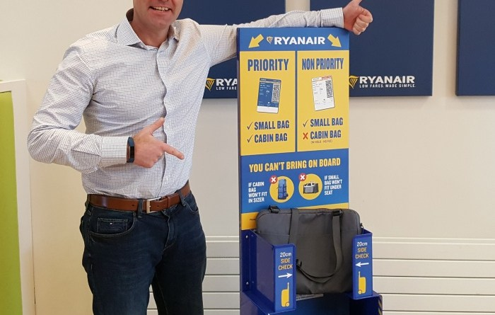 Non-priority Ryanair passengers to be forced to check luggage 11