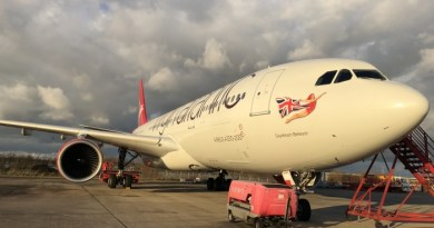 Virgin Atlantic welcomes first of four new Airbus A330-200s to fleet 3