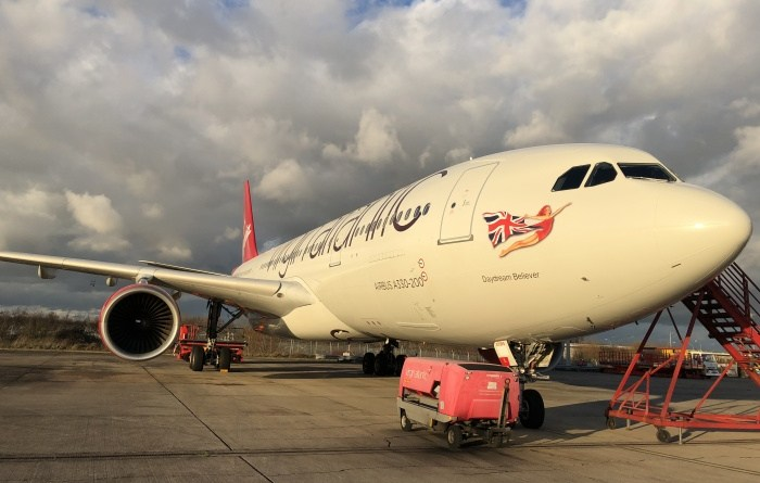 Virgin Atlantic welcomes first of four new Airbus A330-200s to fleet 11