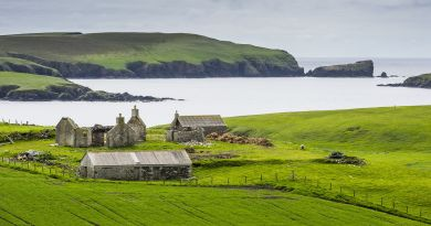 You Can Buy an Entire Scottish Island for $350,000 2