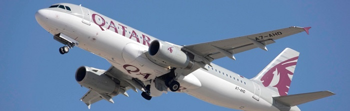 Qatar Airways touches down in Australian capital Canberra 3