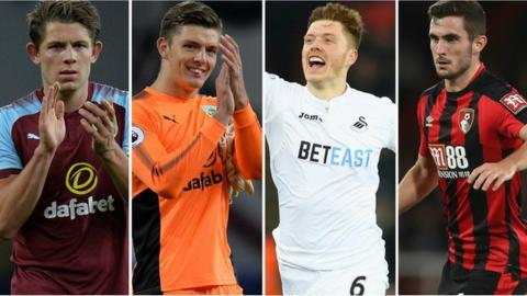 England call-ups for uncapped quartet as Jack Wilshere earns recall 8