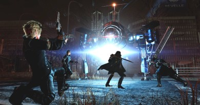 The Pirated Version of Final Fantasy XV is Much Faster Than the Legal Game 3
