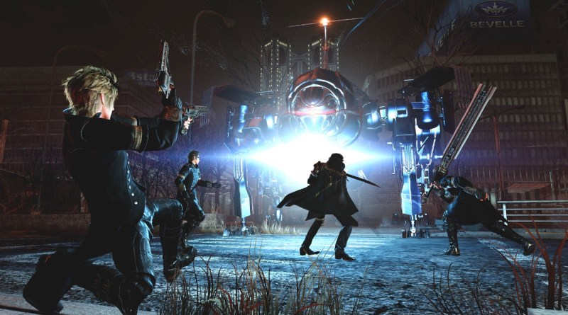 The Pirated Version of Final Fantasy XV is Much Faster Than the Legal Game 1