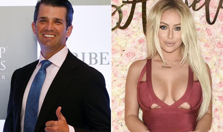 Donald Trump Jr. reportedly had affair with Aubrey O'Day 10