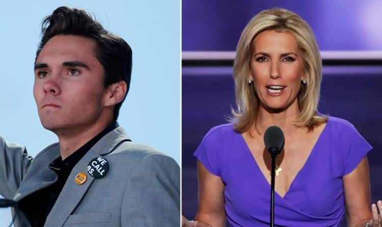 Ingraham apologizes for tweet about Hogg college rejections 1