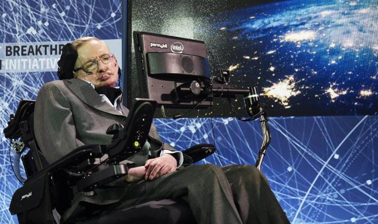 Stephen Hawking, legendary physicist, dead at 76 1