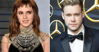 Emma Watson and 'Glee' actor Chord Overstreet are dating 2