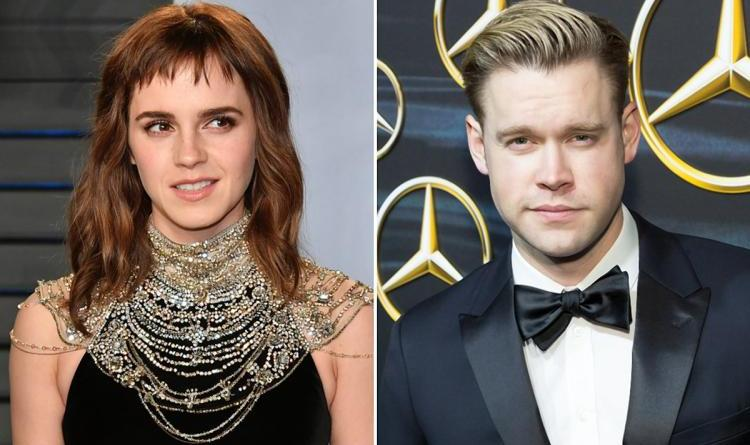 Emma Watson and 'Glee' actor Chord Overstreet are dating 4