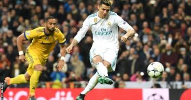 Ronaldo penalty puts Real through to semi-finals in dramatic style 4