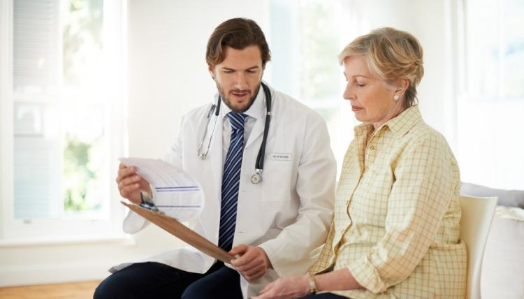 Early breast cancer may be detected through breath, urine tests 1