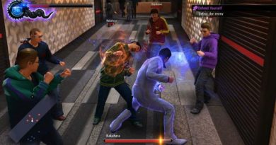 Yakuza 6 Looks Great, Except For All Those Damn Jaggies 3