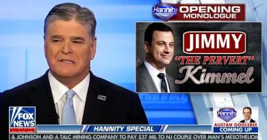 Sean Hannity dredges up old tapes of Jimmy Kimmel in ongoing feud 1