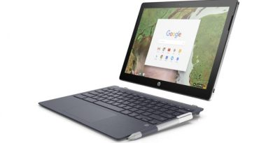 The HP Chromebook X2 Is the First Chrome OS Convertible Laptop 4
