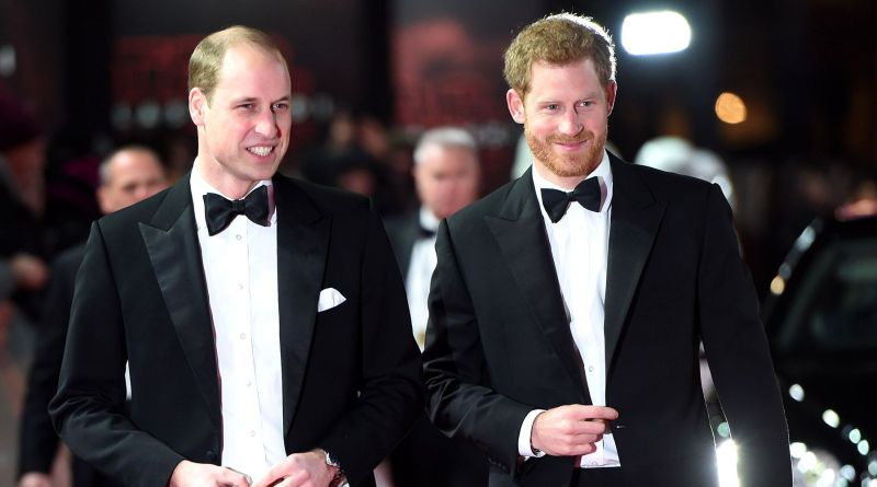 Prince Harry Asked Prince William to Be His Best Man at the Royal Wedding 5
