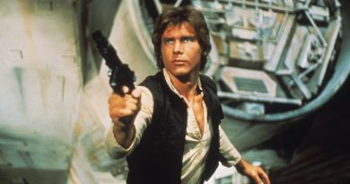 Han Solo's Iconic Blaster from Star Wars Is Going Up for Auction 2