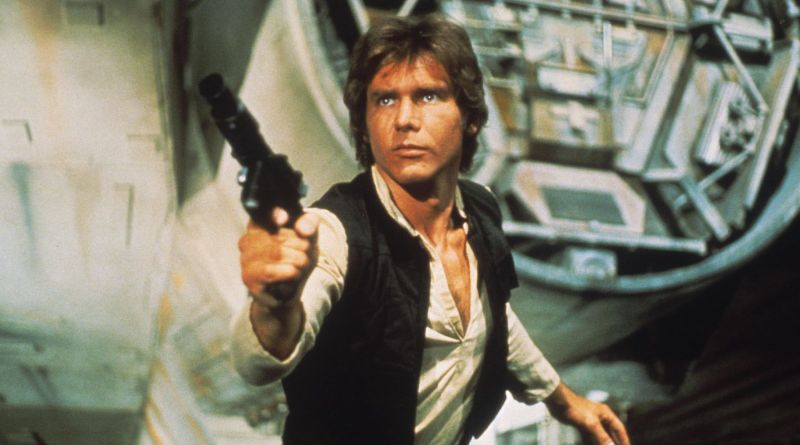 Han Solo's Iconic Blaster from Star Wars Is Going Up for Auction 12