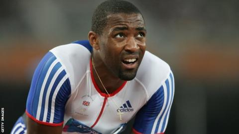 Ex-sprinter Campbell 'relieved to be alive' after bleed in brain 2