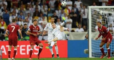 Bale stunner & Karius mistakes see Real beat Liverpool in Champions League 8