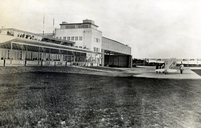 Manchester Airport unveils plans for 80th anniversary celebration 12