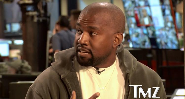 Kanye West walks back proclamation that slavery was 'a choice' 9
