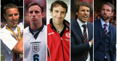 'I told him to be a travel agent' - Southgate, by those who know him best 2