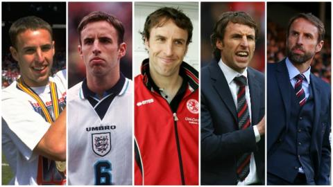 'I told him to be a travel agent' - Southgate, by those who know him best 1