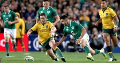 Ireland hold on to seal first series win in Australia for 39 years 2
