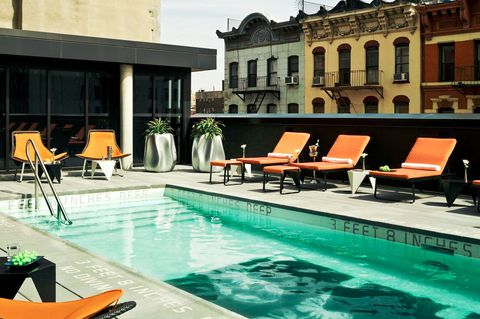 These Are New York's 6 Best Hotel Pools 9