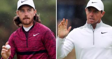 The Open 2018: Tommy Fleetwood and Rory McIlroy in contention 4