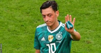 German FA 'emphatically rejects' Ozil's racism allegation 6