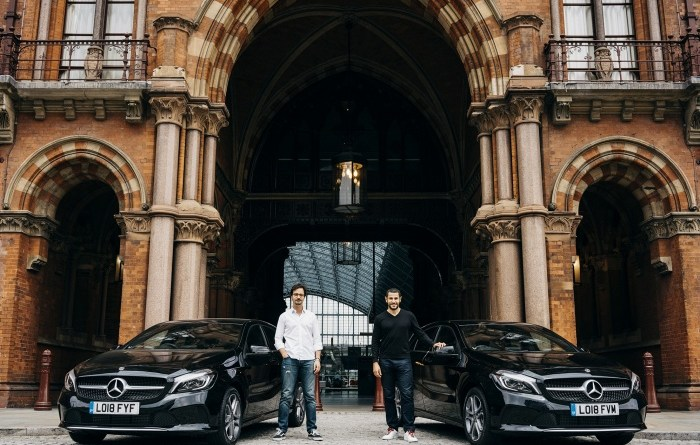 Virtuo car rental service launches in London 12