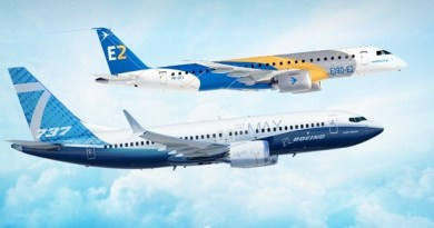 Embraer signs strategic partnership with Boeing 2