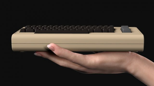 The C64 Mini Arrives in Stores This Fall, Might Be Best to Leave It There 9