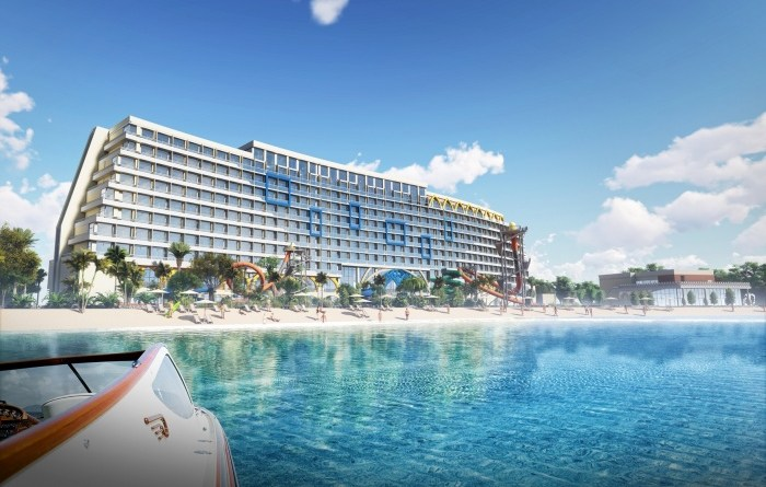 Centara Deira Islands Beach Resort Dubai pencilled in for 2020 opening 3