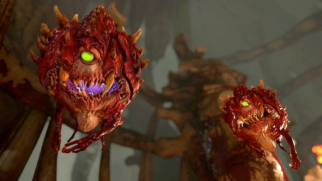 Doom Eternal Introduces idTech 7, Player Invasions, Slaughtering Good Fun 8