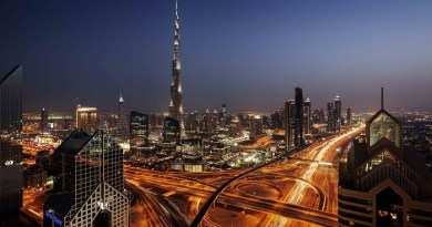 Dubai arrivals trajectory continues upward trend in early 2018 5