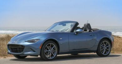 2019 Mazda MX-5 Miata Review: Fabulous Sports Car, Just Enough Technology 3
