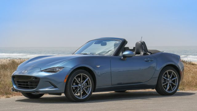 2019 Mazda MX-5 Miata Review: Fabulous Sports Car, Just Enough Technology 6
