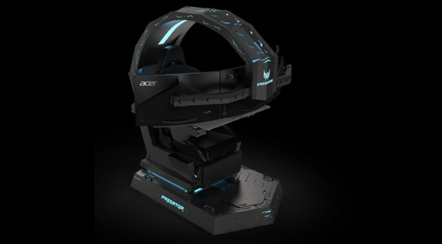 Acer Unveils Absurd, Insane, Predator Thronos Gaming Chair 3