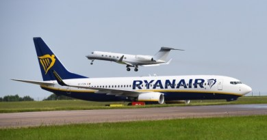 Ryanair to add six routes from Luton over winter season 3