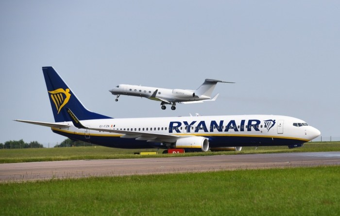 Ryanair to add six routes from Luton over winter season 1