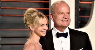 Kelsey Grammer Got Tattooed Near His Balls So He Wouldn't Cheat on His Wife 3