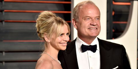 Kelsey Grammer Got Tattooed Near His Balls So He Wouldn't Cheat on His Wife 1
