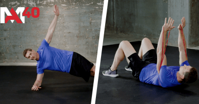 Think Abs Are Impossible After 40? All You Need Are These 5 Moves. 3