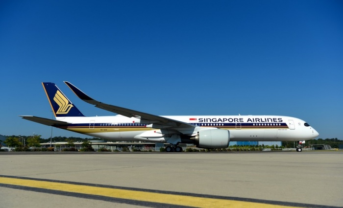 Singapore Airlines to welcome first A350-900 ultra-long-range to fleet 9
