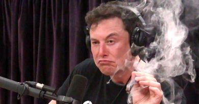 Elon Musk Smokes Weed, Makes Ass of Self in Interview with Joe Rogan 3