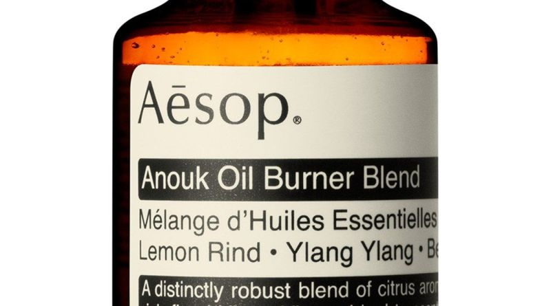 Aesop's Brass Oil Burner Is a Piece of Art That Makes Your Home Smell Better 7