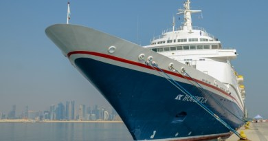 Boudicca kicks of Qatar cruise season 4
